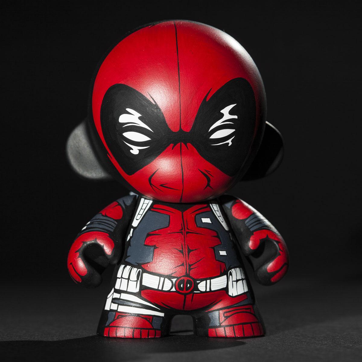 Custom Deadpool Mini Munny By Jpk Clutter Magazine