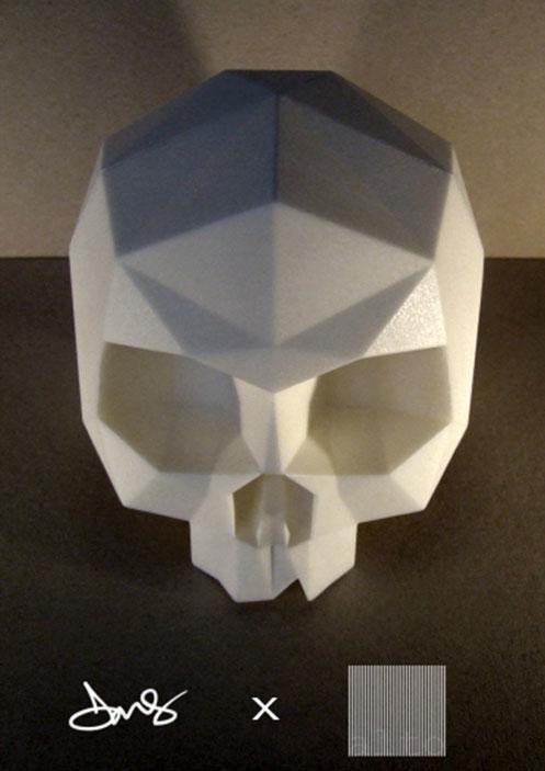 Origami Skull 3d Instructions Gallery Easy