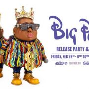 Big Poppa Release Party - Ron English x Swarovski - Friday Feb 28th!