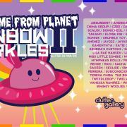 They Came From Planet Rainbow Sparkles 2: Glitter In Your Eye!