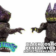 Five Points Fall exclusive Black Cosmos Penetrator X by American Gross!