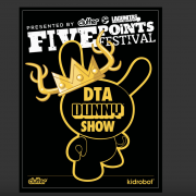 DTA Dunny Show 2018 - Five Points Festival - Show Catalog!