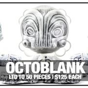 Black Friday Special Release: Octoblank Black and White!