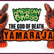 IntroducingYamaraja, the God of Death by American Gross.