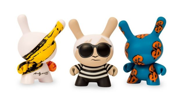 Kidrobot x Andy Warhol Collection