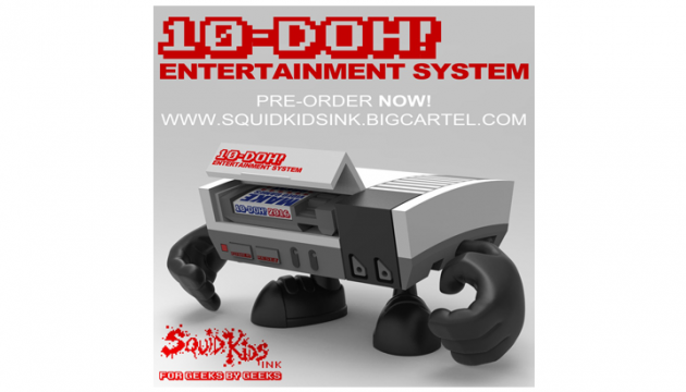 10-Doh! Entertainment System