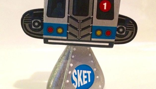 sket one madl subway