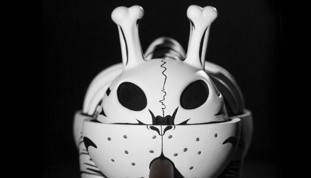 Smokin' Bone Bunny Custom by JPK