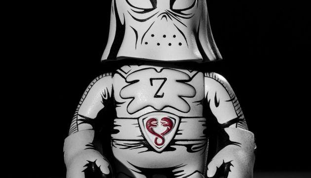 Custom Hood Zombie by JPK