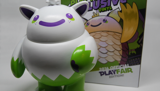 Toy Fair Reveals Public Play Fair Expo, Vinyl Toy, & Customizers