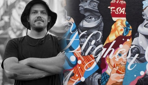 Tristan Eaton, Shepard Fairey, Futura, London Police Launch Painted Oceans Kickstarter