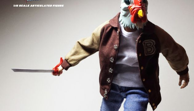 hotline miami figure