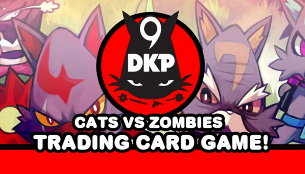 9DKP card game
