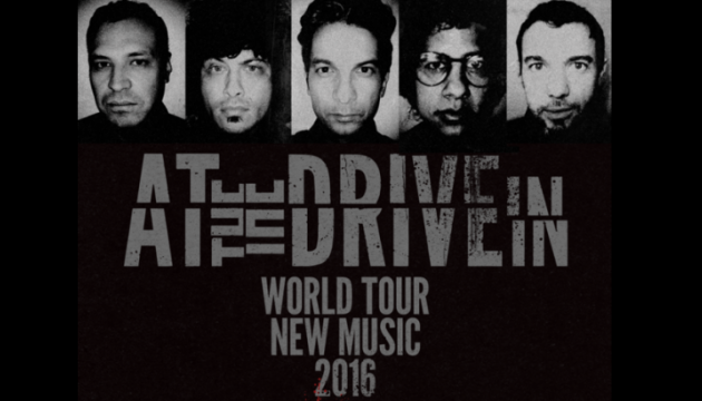 At the Drive-In Reunion Tour