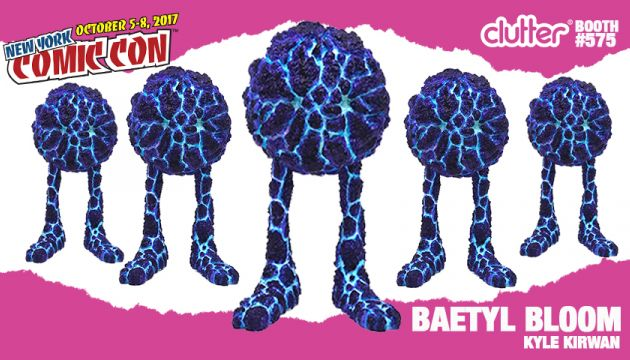 NYCC 17 EXCLUSIVE: Baetyl Blooms by Kyle Kirwan