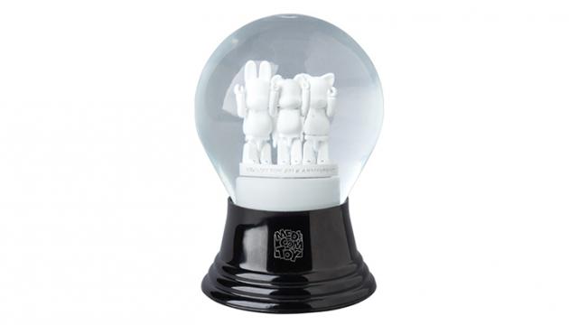 Medicom snow globe