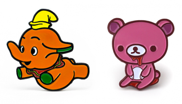Enamel Pins by The Beast Is Back