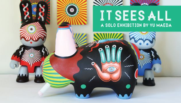 Clutter Gallery Presents: It Sees All!