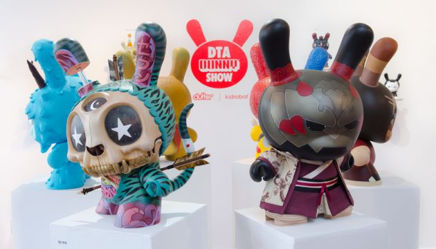 DTA Dunny Show 2 Exhibition