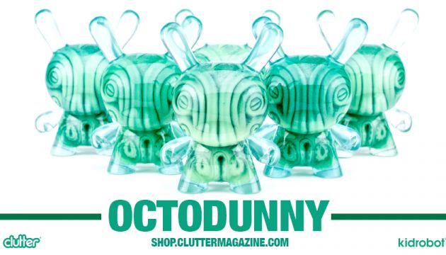 OCTODUNNY OFFICIAL RELEASE!
