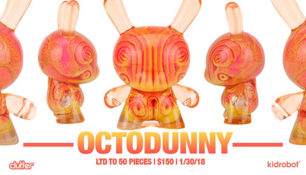 The Octodunny: Sunrise Edition!