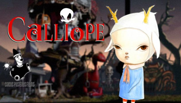 Circus Posterus Films debuts with Calliope!