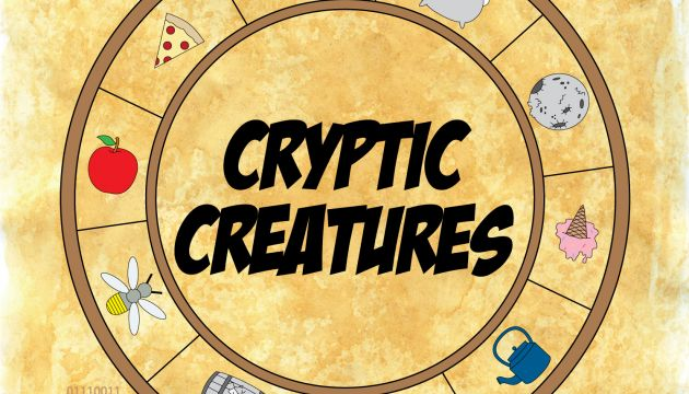 Clutter Gallery Presents: Cryptic Creature - New Artwork by The Bots - Opening Aug 13th!
