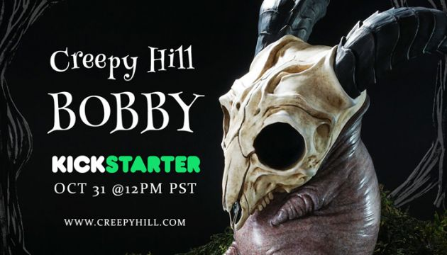 Creepy Hill: Bobby Kickstarter Launched