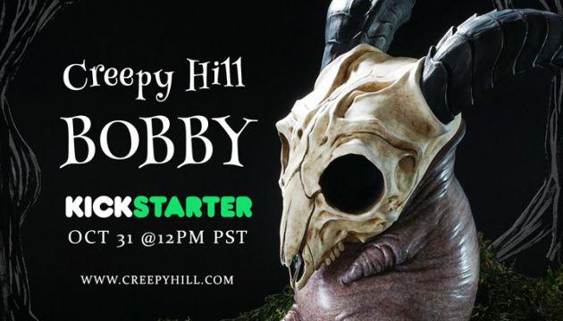 Creepy Hill: Bobby Kickstarter Launched