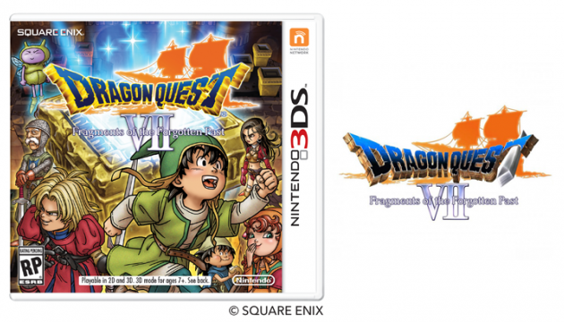 Dragon Quest VII 3DS Release Date