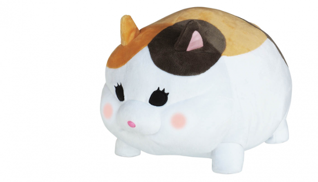 Final Fantasy XIV Fat Cat Plushies