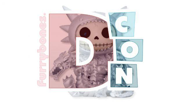 """Furrybones' """"Platinum Scorchie"""" for DCon!"""