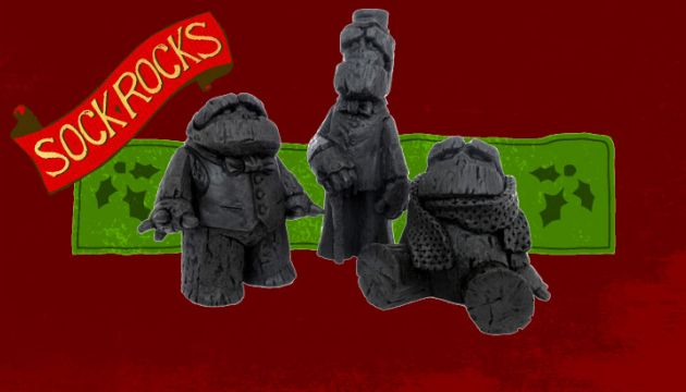 "Kevin Gosselin's ""SockRocks"" Available Now!"