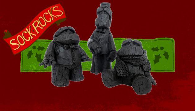 """Kevin Gosselin's """"SockRocks""""Available Now!"""