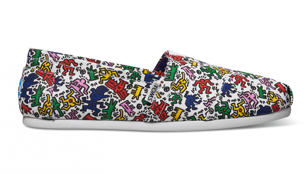 Keith Haring Toms