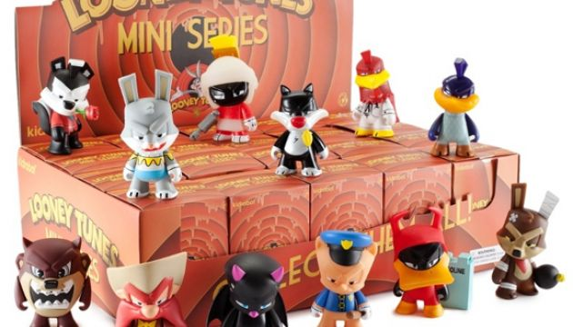 Loony Tunes Toys from Kidrobot