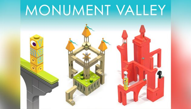 Let's bring Monument Valley's architectural illusions into our world with this Lego set!