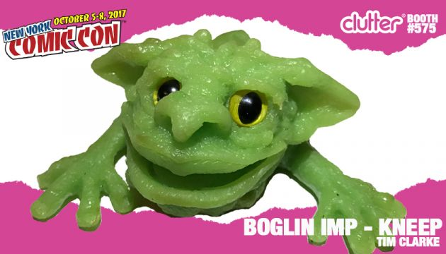 NYCC 17 EXCLUSIVE: Boglin Imp - Kneep