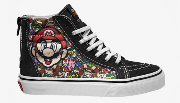 Van Nintendo Collaboration