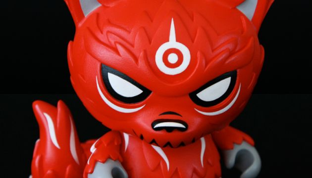Okami Red Resin by FAKIR