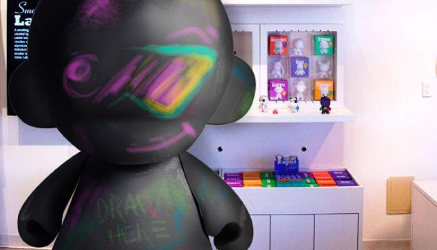 monster munny kidrobot