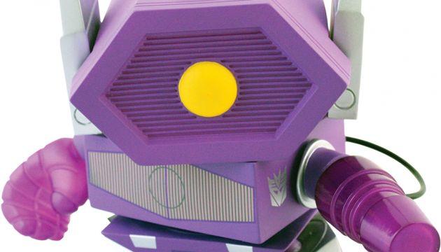 shockwave vinyl transformer loyal subjects