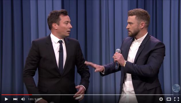 History of Rap 6 - Jimmy Fallon and Justin Timberlake