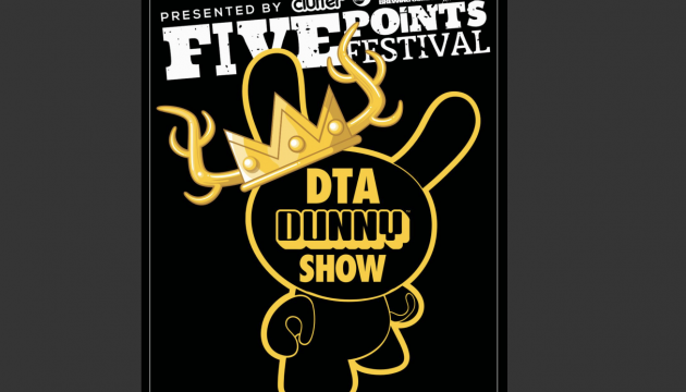 DTA Dunny Show 2018 - Five Points Festival - Show Catalog!