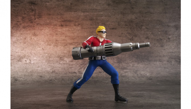 Space Harrier Figure