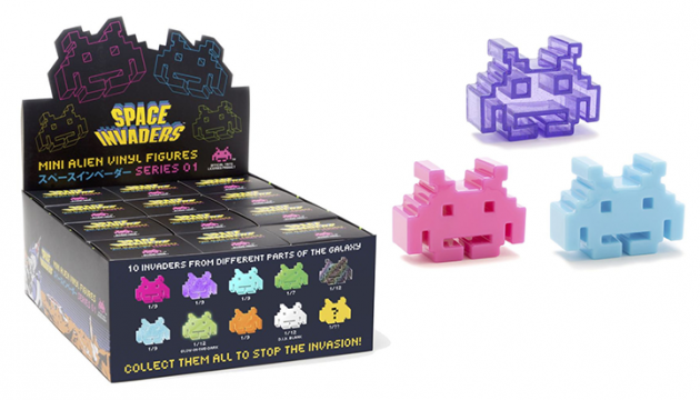 Space Invaders Blindbox