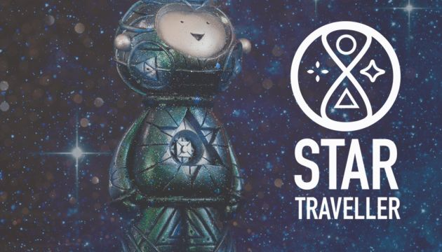 Miss Muju's new Kickstarter; The Star Traveller.