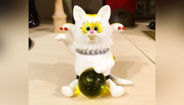 Maneki Neko Sofubi by T9G