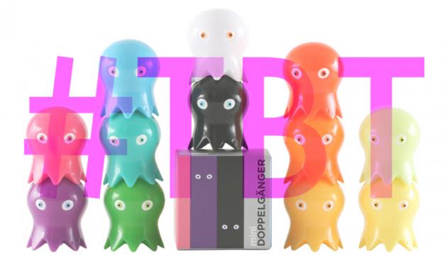 Kidrobot Totem Doppelganger