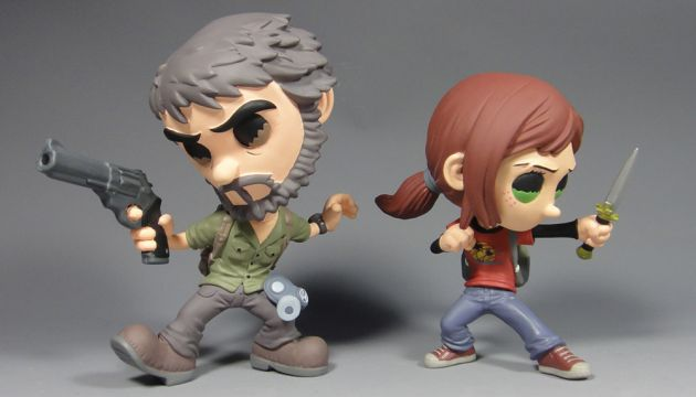 The Last of Us Vinyl Toys